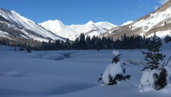 Can Crested Butte, Colo. Learn to Share the Slate Valley?