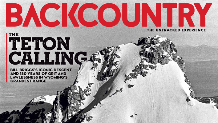 A Grand Design: Bill Briggs reflects on his groundbreaking ski descent