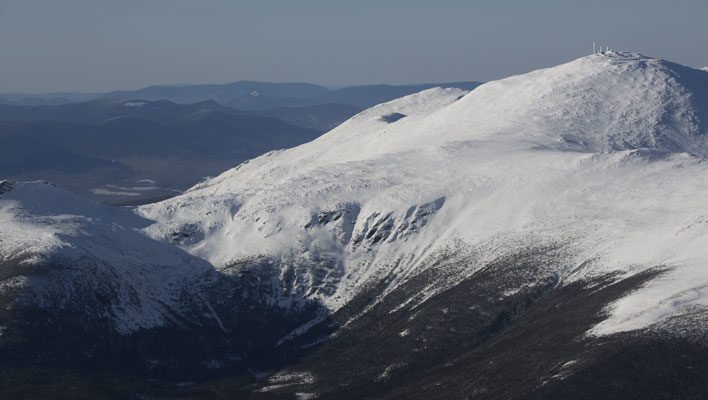 How a spring day on Mt. Washington proves sometimes danger comes from above, not below