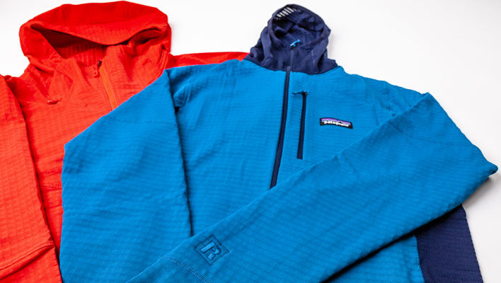 After 20 years, Patagonia's R1 celebrates its tenure as the ultimate layer
