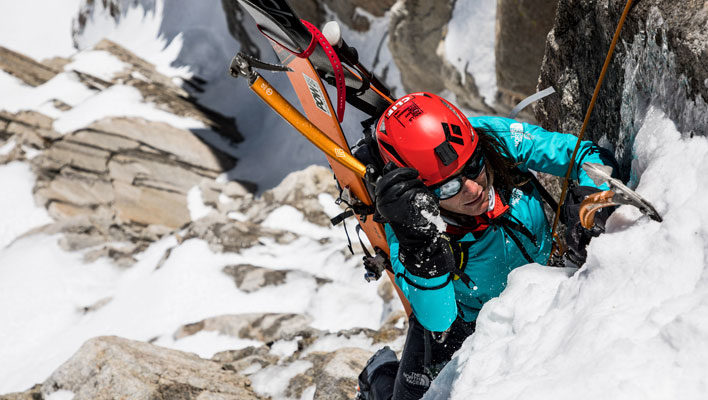 Steep-skiing boundary breaker Hilaree Nelson dishes on her formative years and staying rooted at 8,000 feet