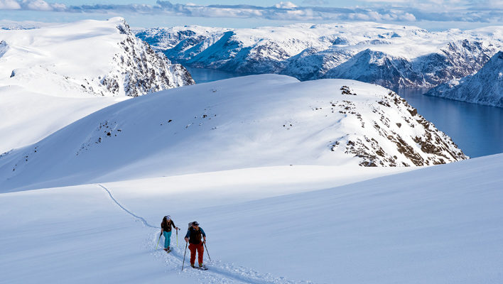 Near Russia, With Love: Norway's Finnmark Alps
