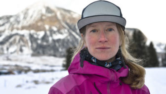 How one Crested Butte-based skier pays it forward