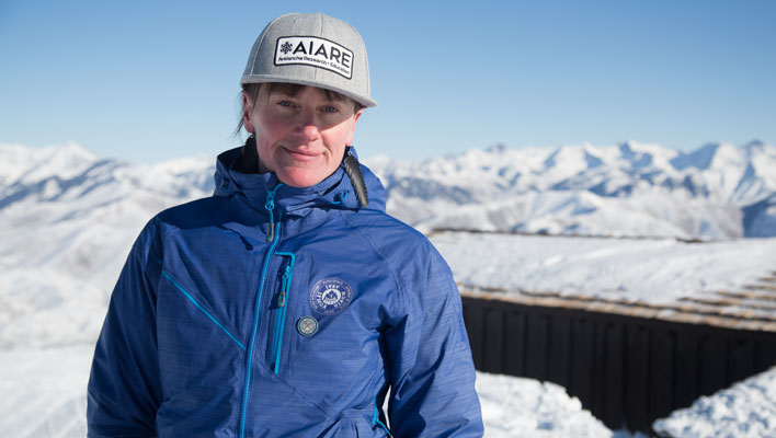 Why IFMGA-certified guide Margaret Wheeler believes that variety makes a difference in the mountains