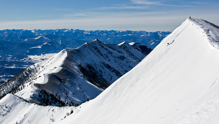 Blurred Borders: For resorts with inbounds avalanche terrain and lift-accessible backcountry, managing boundaries proves challenging