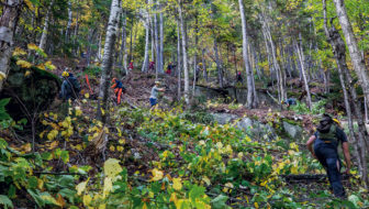 Inside New Hampshire's Craft Glading Movement