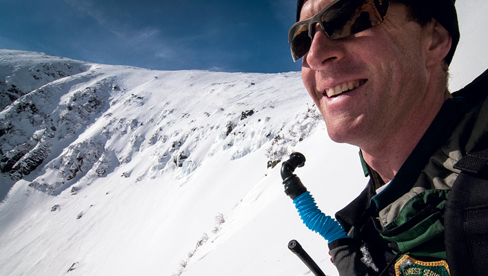 Meeting the Masses on New Hampshire's Mt. Washington