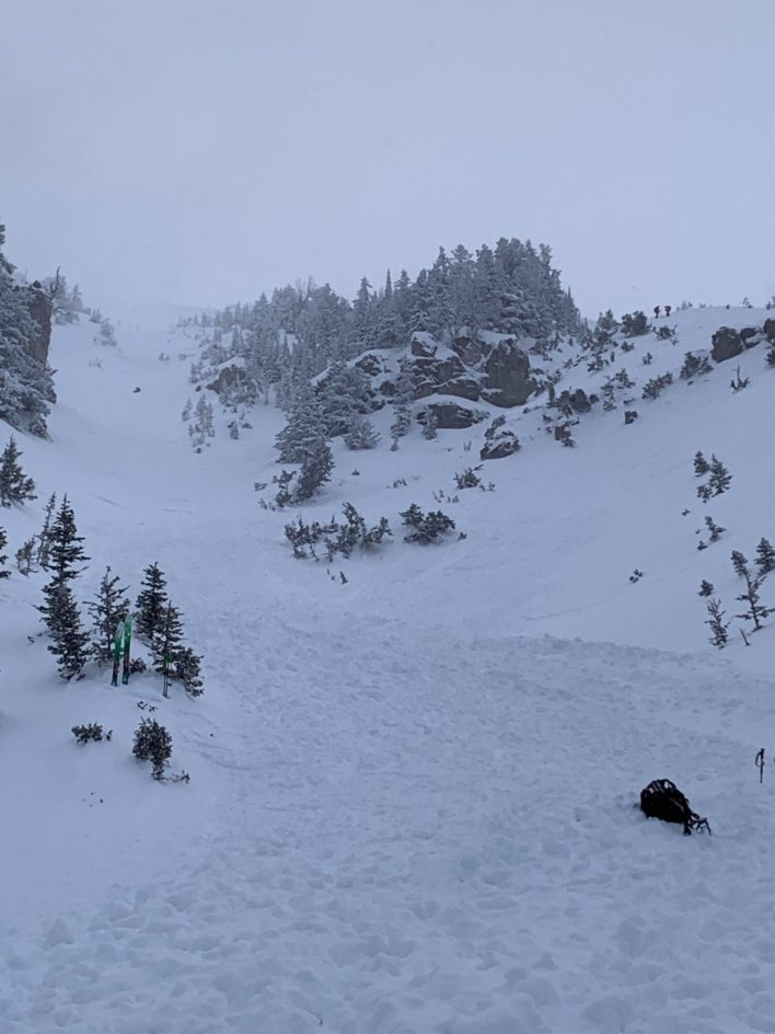 After Avalanche and Two-Day Search on Jackson, Wyo.'s Taylor Mountain, Body of Missing Snowboarder Found