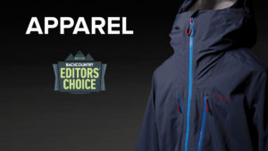 2021 Backcountry Editors Choice Apparel