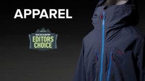 2021 Backcountry Editors Choice Apparel