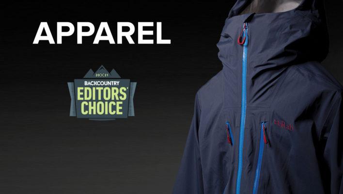 2021 Editors' Choice Awards: Apparel