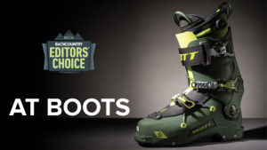 2021 Backcountry Editors Choice AT Boots