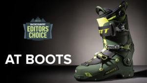 2021 Backcountry Editors Choice AT Boots