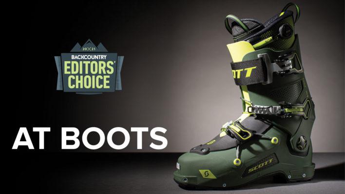 2021 Editors' Choice Awards: AT Boots