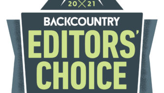 2021 Backcountry Editors' Choice Awards