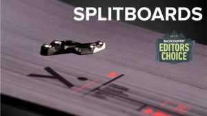 2021 Backcountry Editors Choice Splitboards