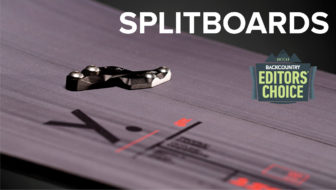 2021 Editors' Choice Awards: Splitboards