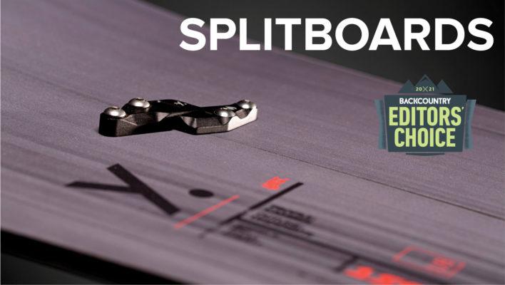 2021 Editors' Choice Awards: Splitboards