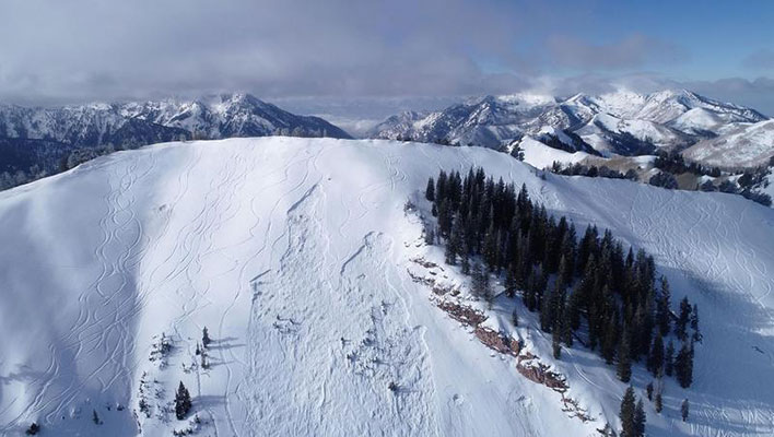 Utah Records its First Avalanche Death on Historically Fatal Slope