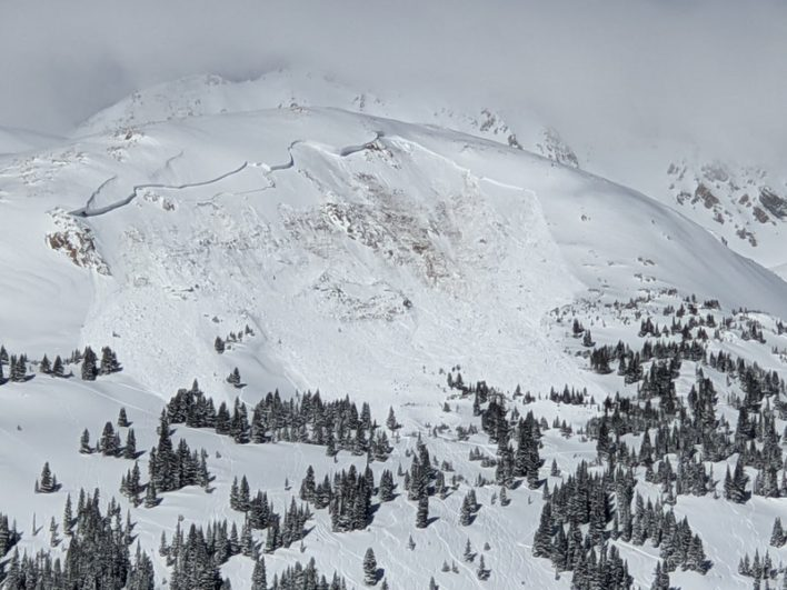 Snowboarder found dead near Loveland Pass, Colorado
