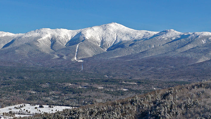 Experienced Skier Killed in Avalanche in New Hampshire's Ammonoosuc Ravine