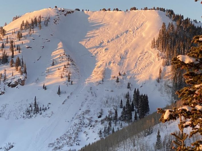 Avalanche Fatality Reported Outside Boundaries of Utah's Park City Mountain Resort