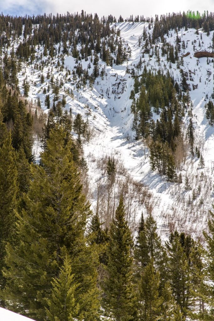 Colorado Reports Twelfth Avalanche Fatality of the Season
