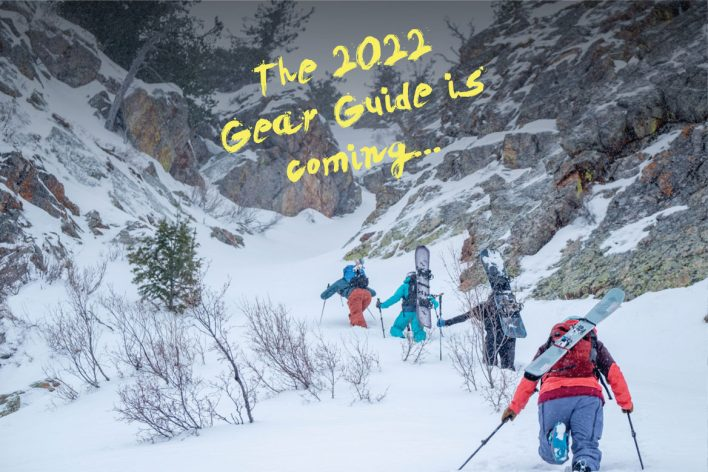 The 2022 Backcountry Gear Guide