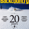 Backcountry November 2014 – 20th Anniversary Issue