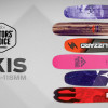 2016 Editors' Choice Awards: Skis 101-118mm